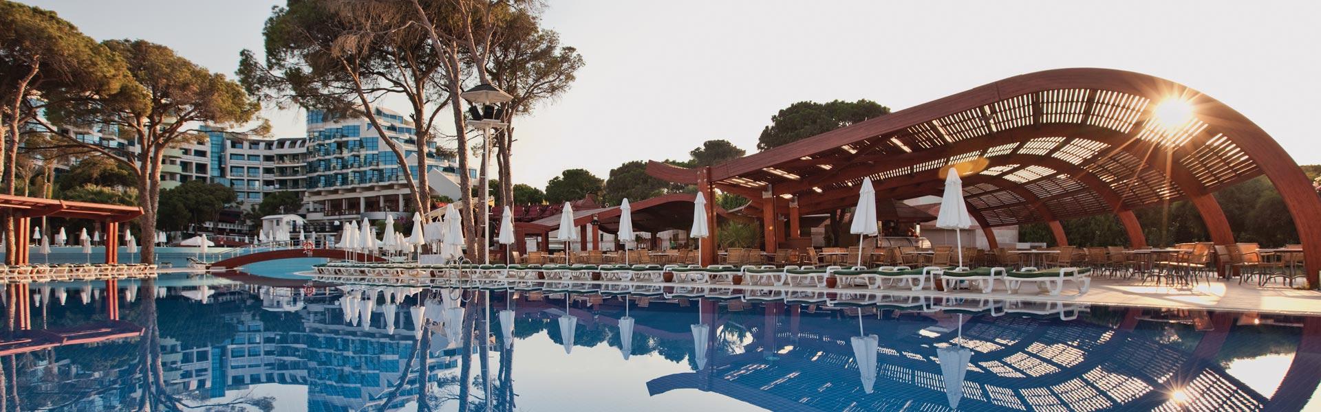 Cornelia De Luxe Resort Belek
