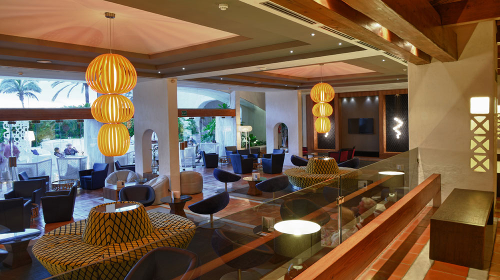 Mastertours mastertours golfreisen hotel jard n for Jardin tropical costa adeje