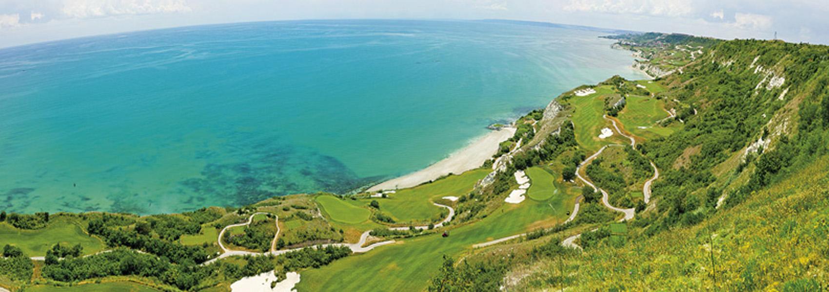 Golf-Gruppenreise zum Schwarzen Meer