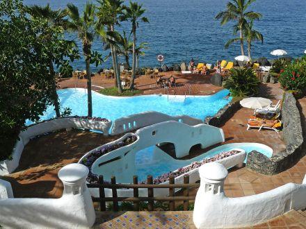 MasterTours | Mastertours Golfreisen - Hotel Jardín Tropical Spanien ...