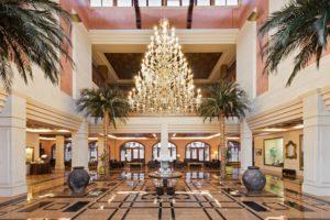 2. Lobby Area