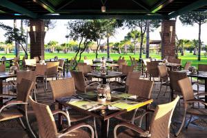 Gloria Resort Terrasse