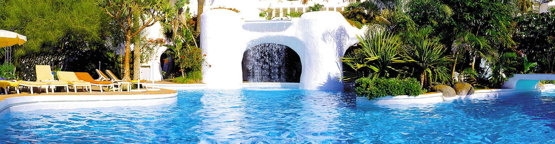 MasterTours   Mastertours Golfreisen - Hotel Jardín Tropical Spanien ...