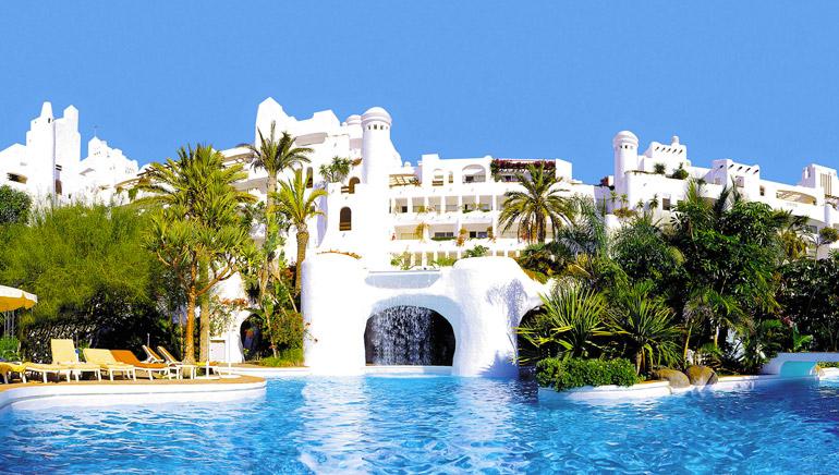 Hotel Jardín Tropical