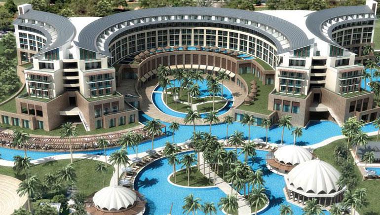 Kaya Belek & Kaya Palazzo Golf Resort