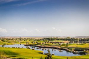 Anantara Vilamoura - Golf Course Overview