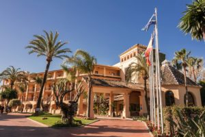Guadalmina Golf & Spa Resort - Aerial