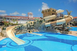 Olympic Lagoon Resort Paphos Maya Temple