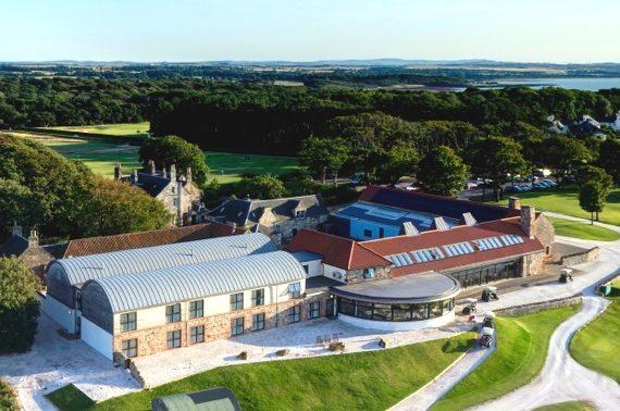 Craigielaw Golf & Lodges