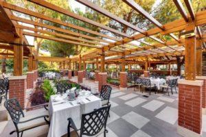 Robinson Club Nobilis Hauptrestaurant,Aussenterasse (1)