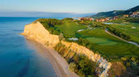 Thracian Cliffs Golf Club 1