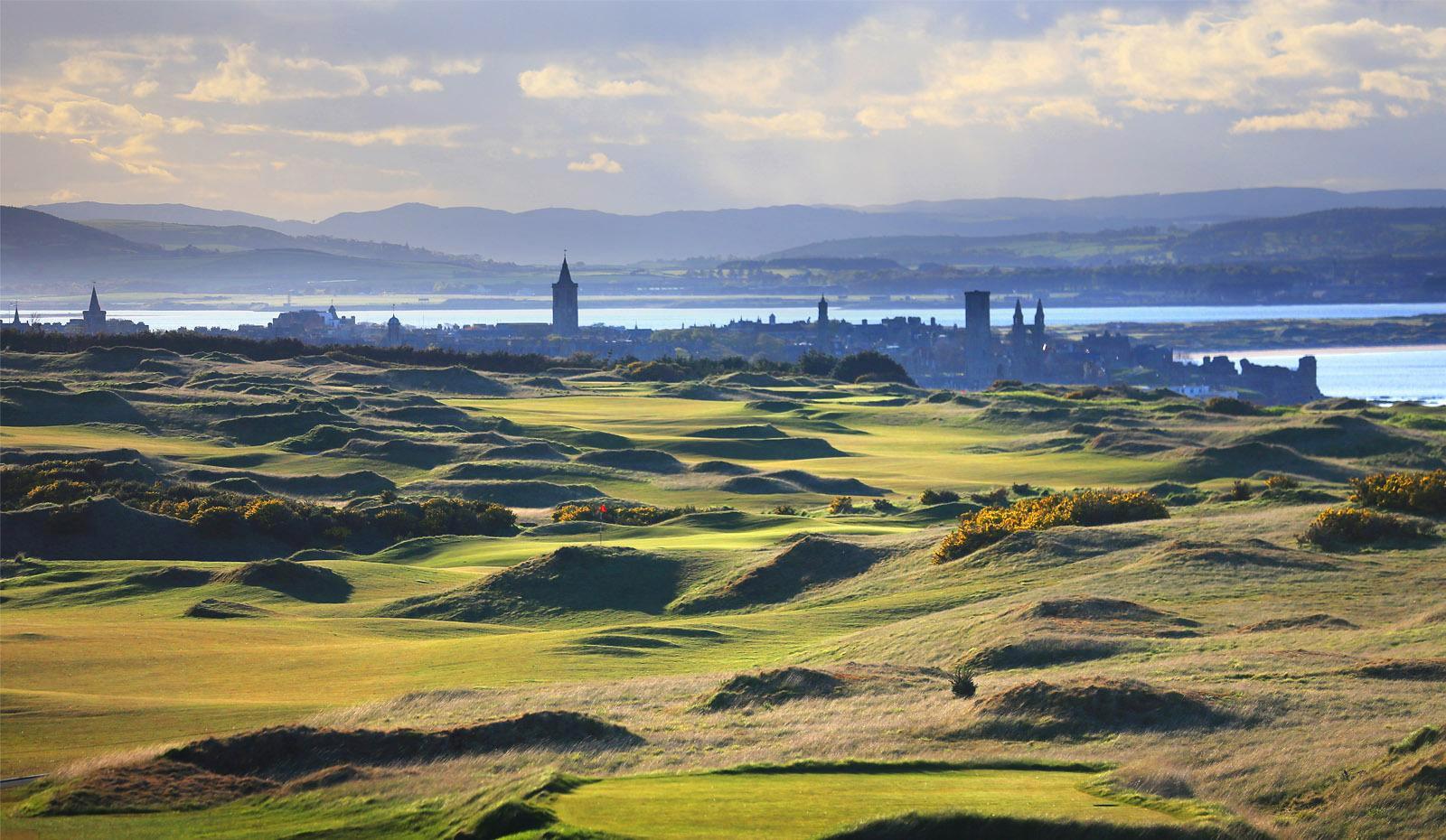 Schottland Gleneagles