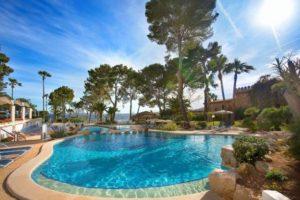 Spanien - Mallorca - Hipotels Eurotel Punta Rotja - Pool