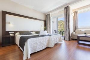 Spanien - Mallorca - Hipotels Eurotel Punta Rotja - Standardzimmer