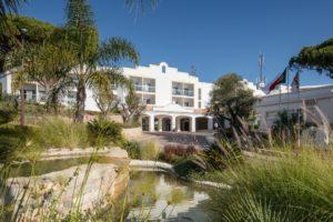 Portugal - Dona Filipa Hotel - Fassade