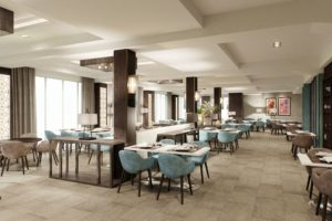 Portugal - Dona Filipa Hotel - Kamal Restaurant