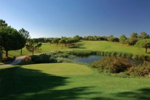 Portugal - Dona Filipa Hotel - San Lorenzo Golf Club