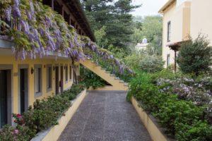 Portugal - Madeira - Casa Velha do Palheiro - Hotelanlage