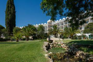 Portugal - Penina Hotel & Golf Resort - Fassade