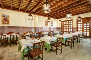 Spanien - Andalusien - Hipotels Barrosa Garden - Restaurant Tascón Andaluz 2