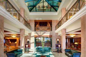 Spanien - Mallorca - Eurotel Hipocampo Palace - Lobby