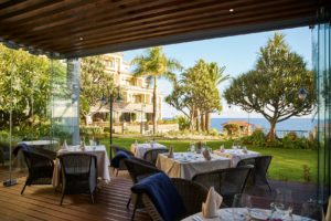 Portugal - The Cliff Bay - The Rose Garden Restaurant 2